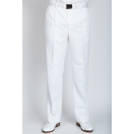 PANTALON BLANCO UNIFORME